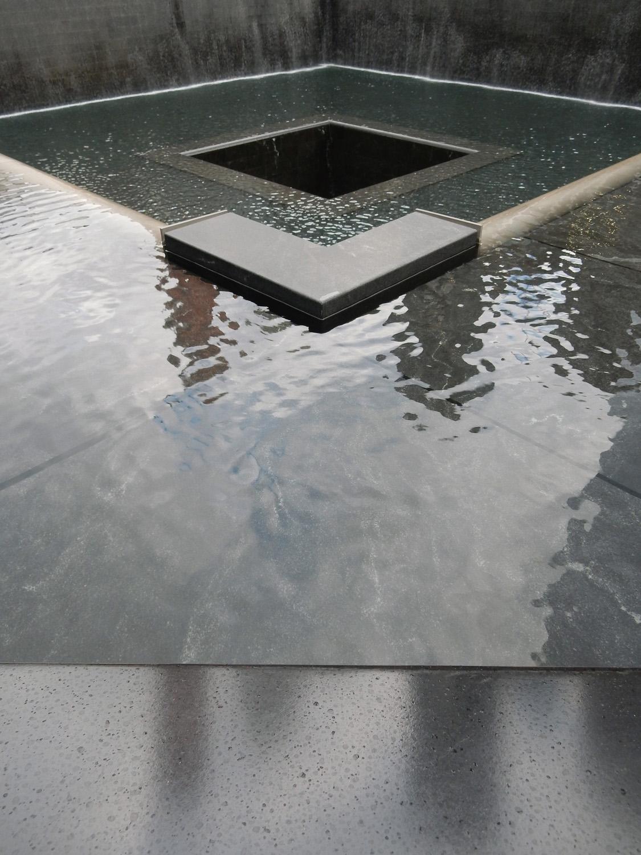 World Trade Center, 9/11 Memorial, Christmas, 2014