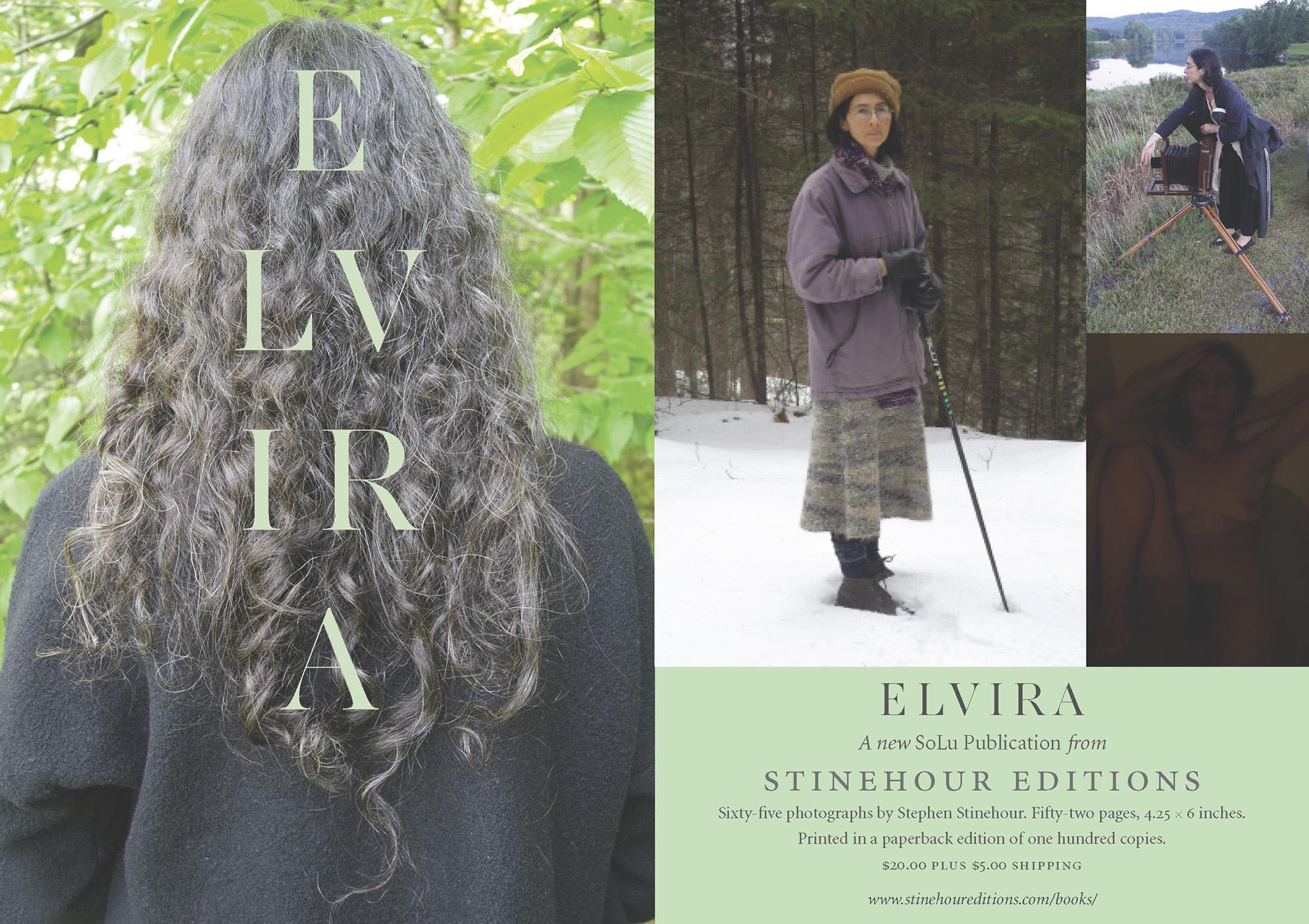 Elvira Book