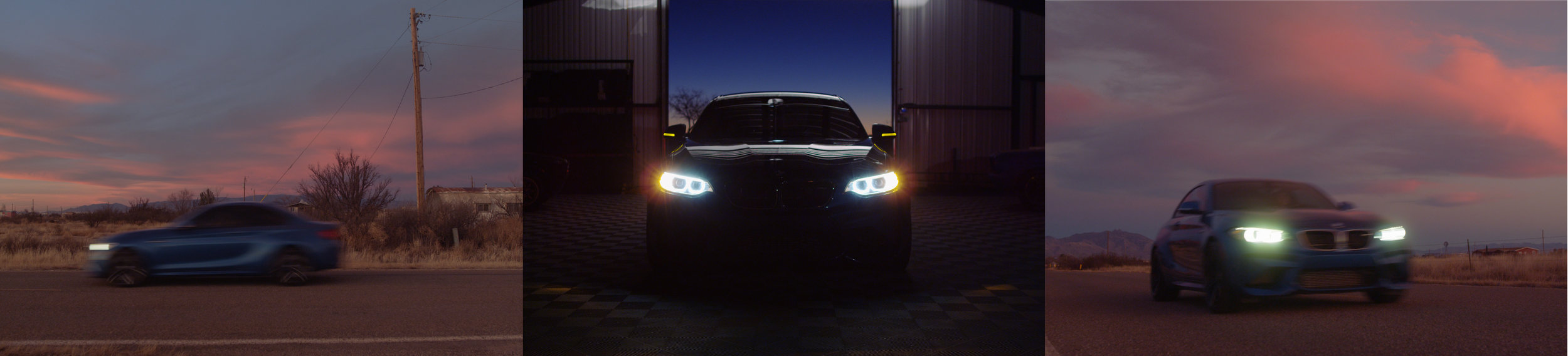 BMW What Drives You -