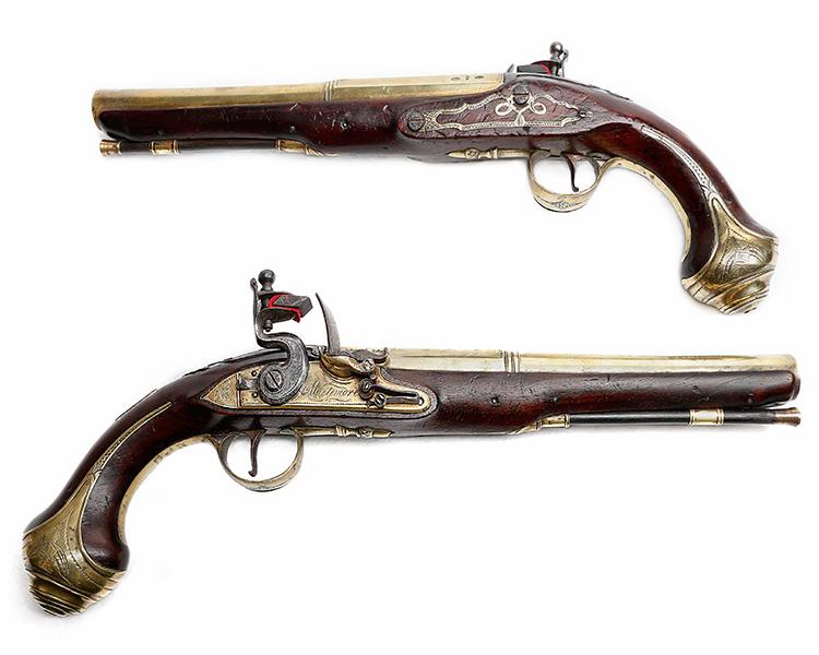 Pair_Mortemore_Flintlock_-Pistols_circa_1770_gary_friedland1.JPG
