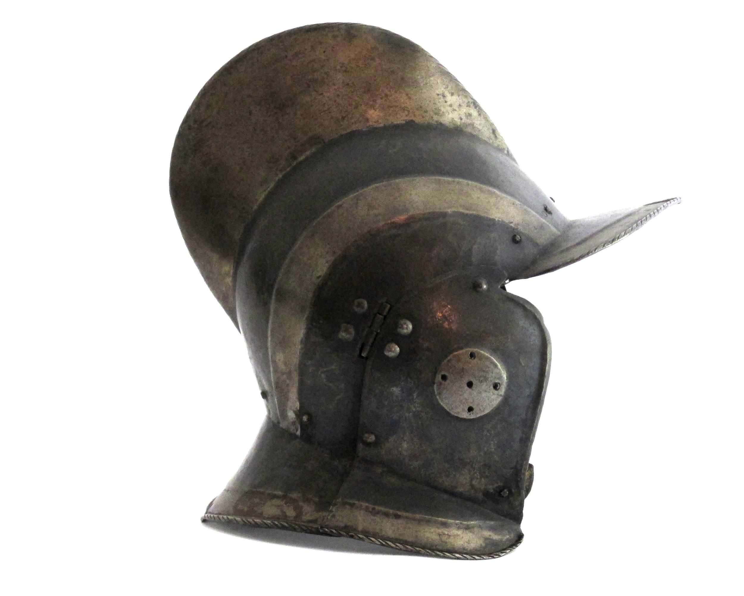 german-black-white-burgonet-helmet-16th-century-gary-friedland-arms-armor.jpg