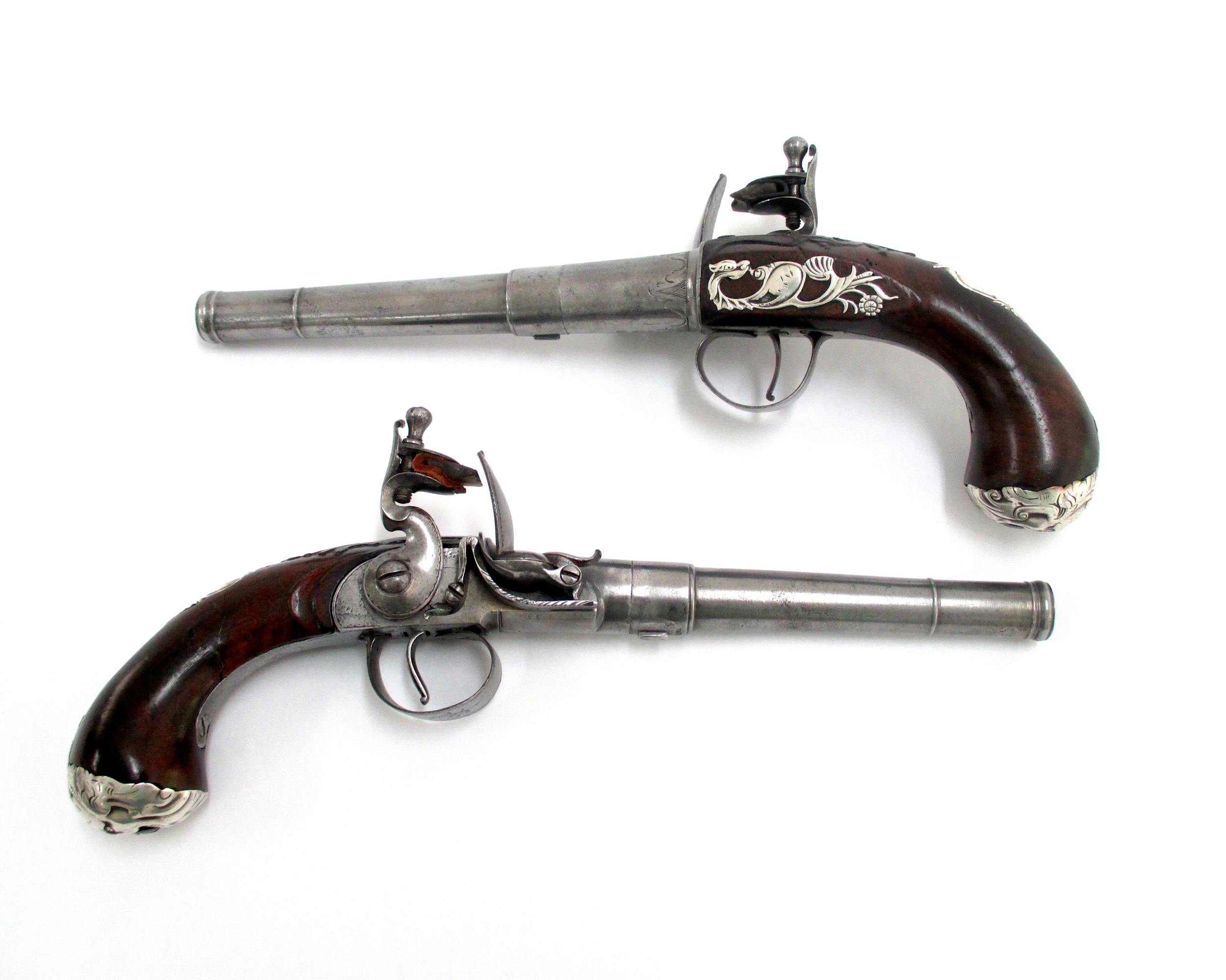 pair-20bore-english-queen-ann-flintlock-pistols-freeman-gary-friedland-arms-armor2.jpg