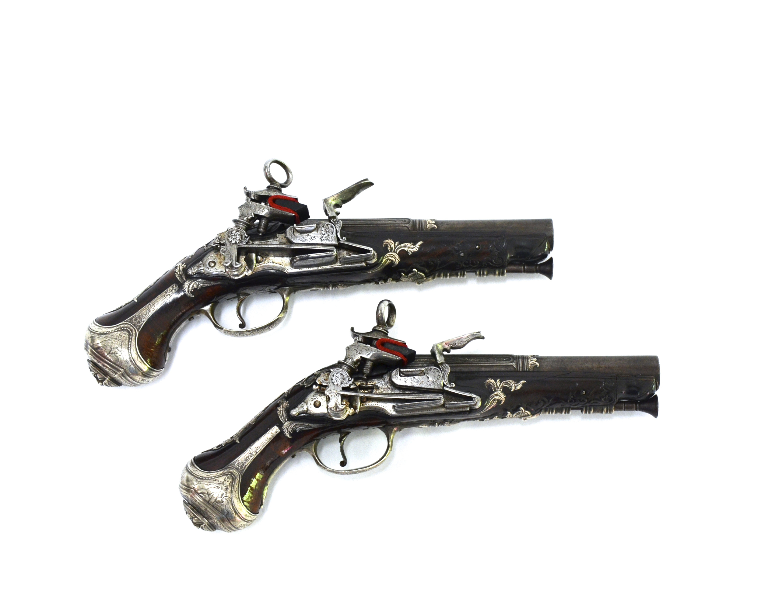 pair-silver-mounted-neapolitan-miqueletlock-pistols-circa-1770-gary-friedland-antique-arms-armor