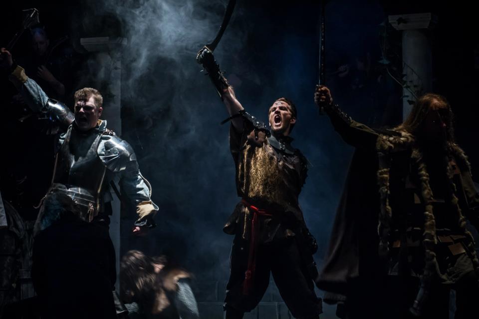 Aeterno Elementum: A Heavy Metal Opera (November 2012)
