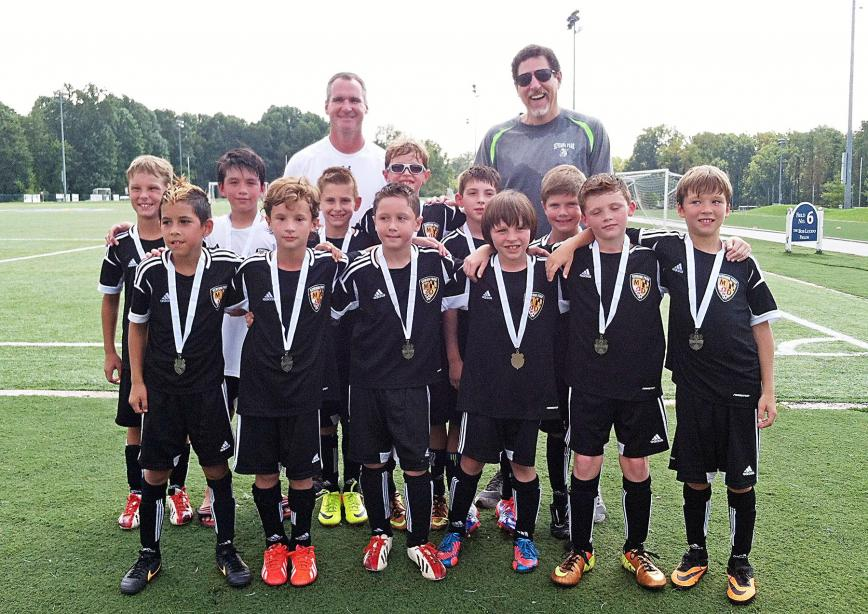 Heat as finalists at OBGC Capital Cup in 2013
