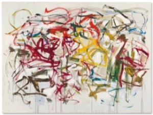 "Joan Mitchell, ""Untitled"" (Image, Christie's)"