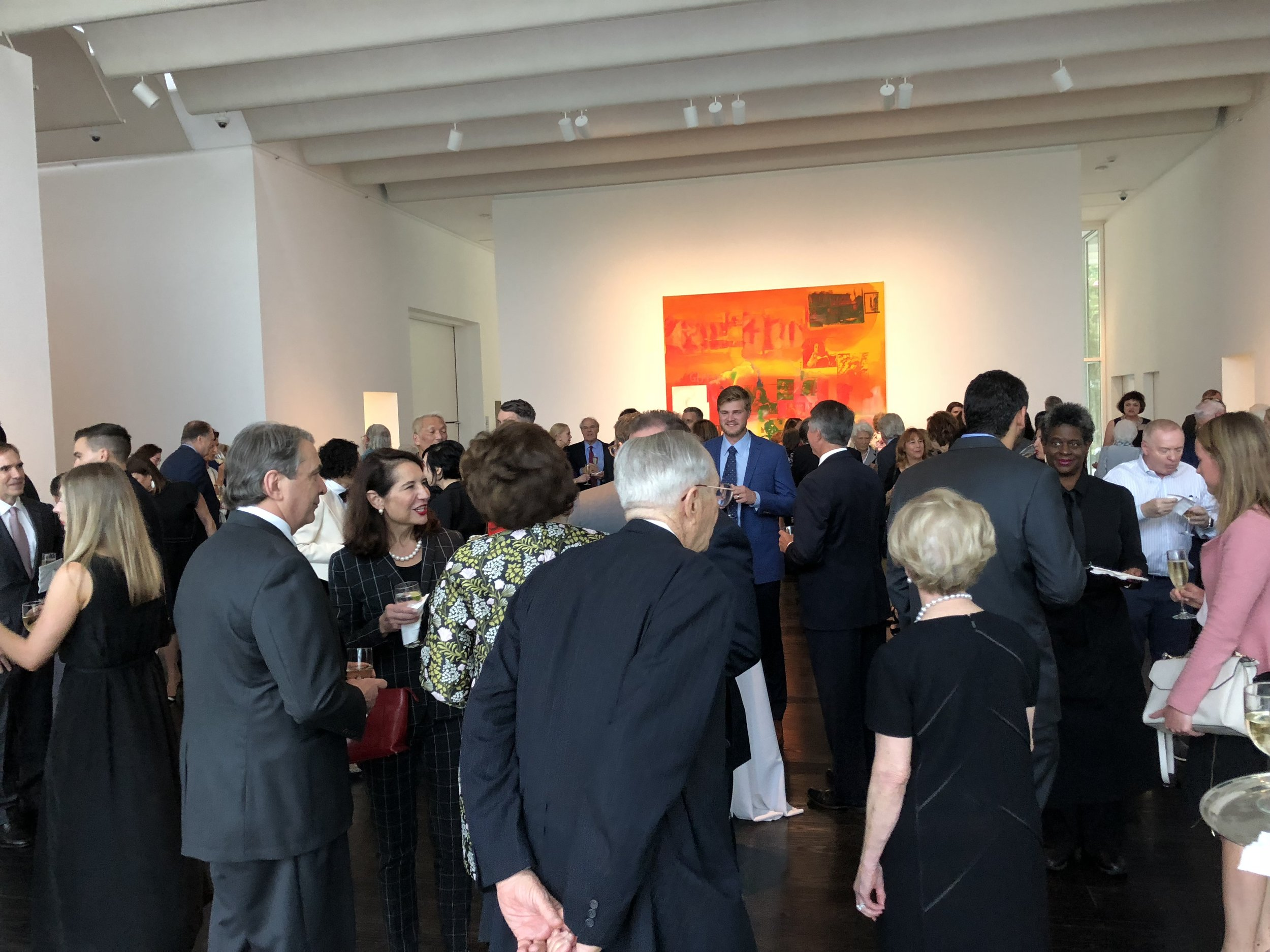 Menil Collection - Reopening Reception