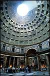 Masonry dome: Pantheon