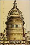 The U.S. Capitol Double domes: U.S. Capitol