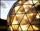 "Geodesic dome: ""Windstar"" dome"