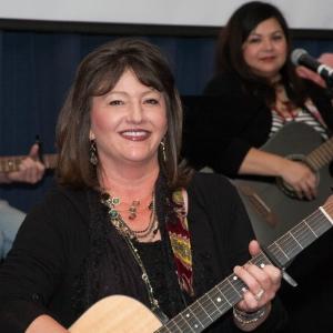 Stacy Corbin  Worship Leader  Guitar & Vocals
