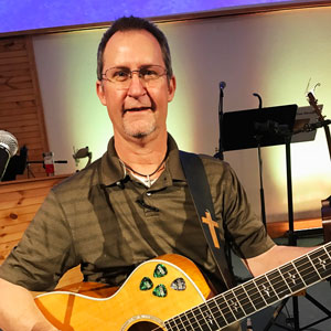 Clay Gunn Worship Leader Guitar & Vocals