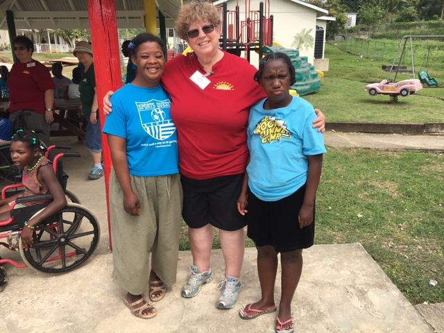 Mary Gookins, Mission Jamaica Trip
