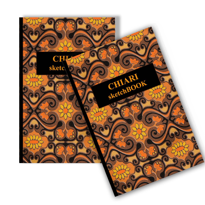 CHIARIstyle sketchBooks