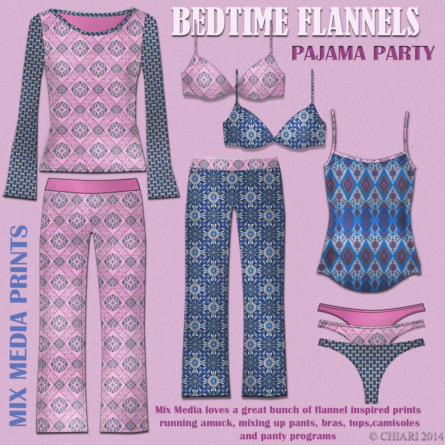 Bedtime Flannels CHIARIstyle 14