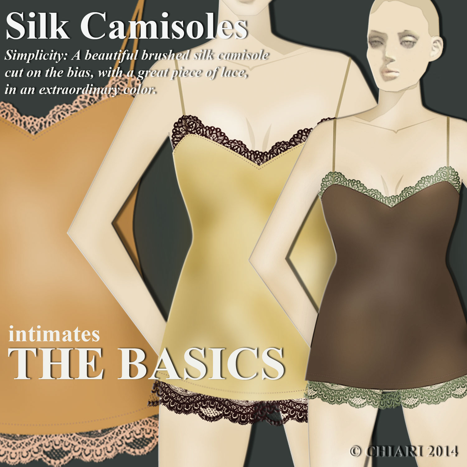 The Camisole CHIARIstyle
