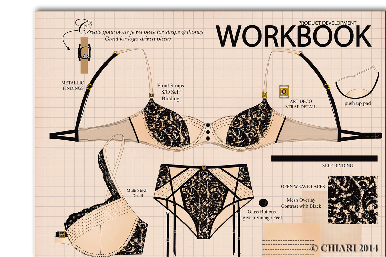 CHIARIstyle Workbook Collection