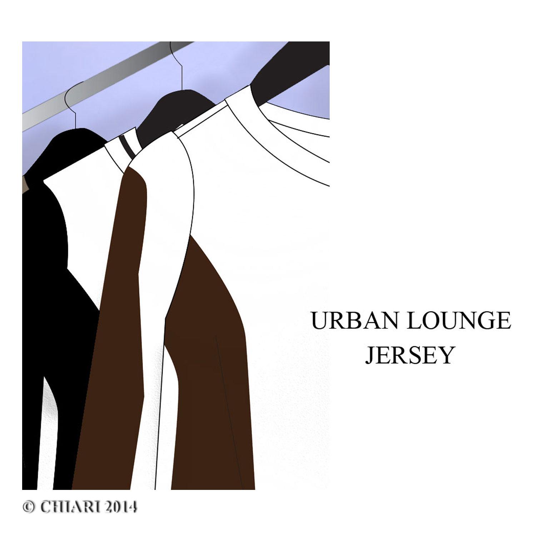 Urban Loungewear Color Block Trend CHIARIstyle