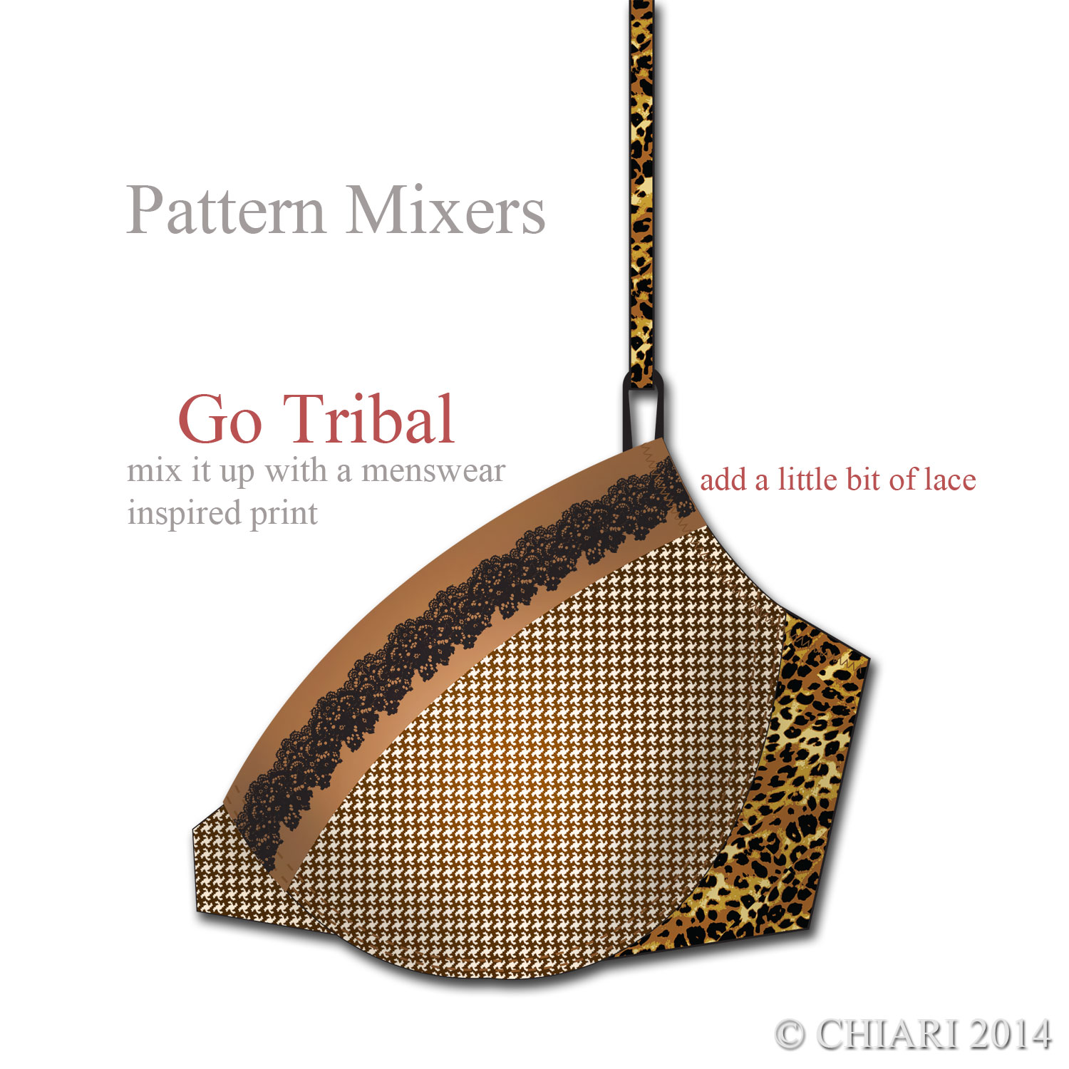 Go Tribal for Intimate Trend CHIARIstyle