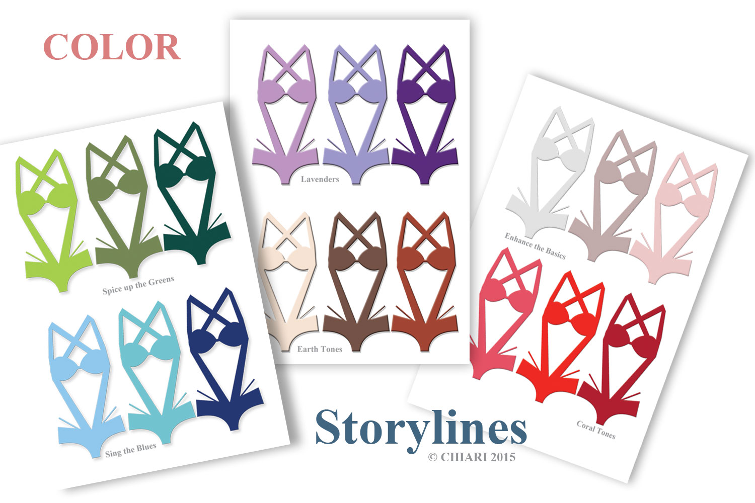 Color Storyline CHIARIstyle 15