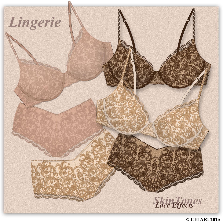 Skintone Lace CHIARIstyle