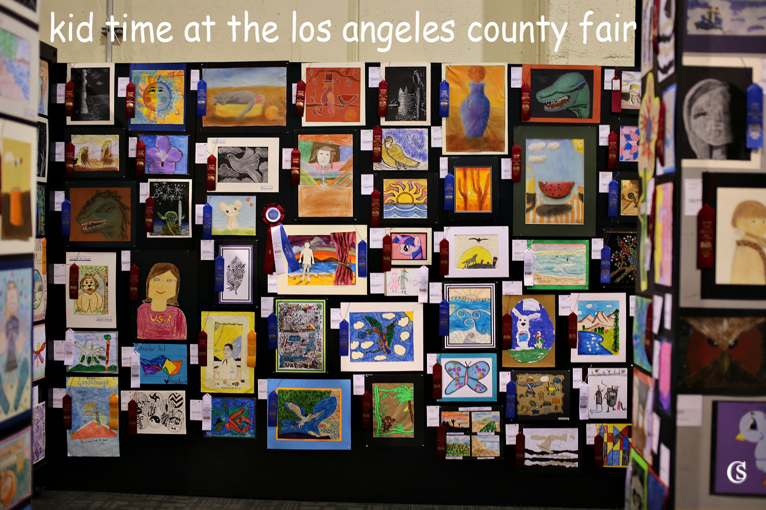Kid Time Los Angeles County Fair 2016 CHIARIstyle