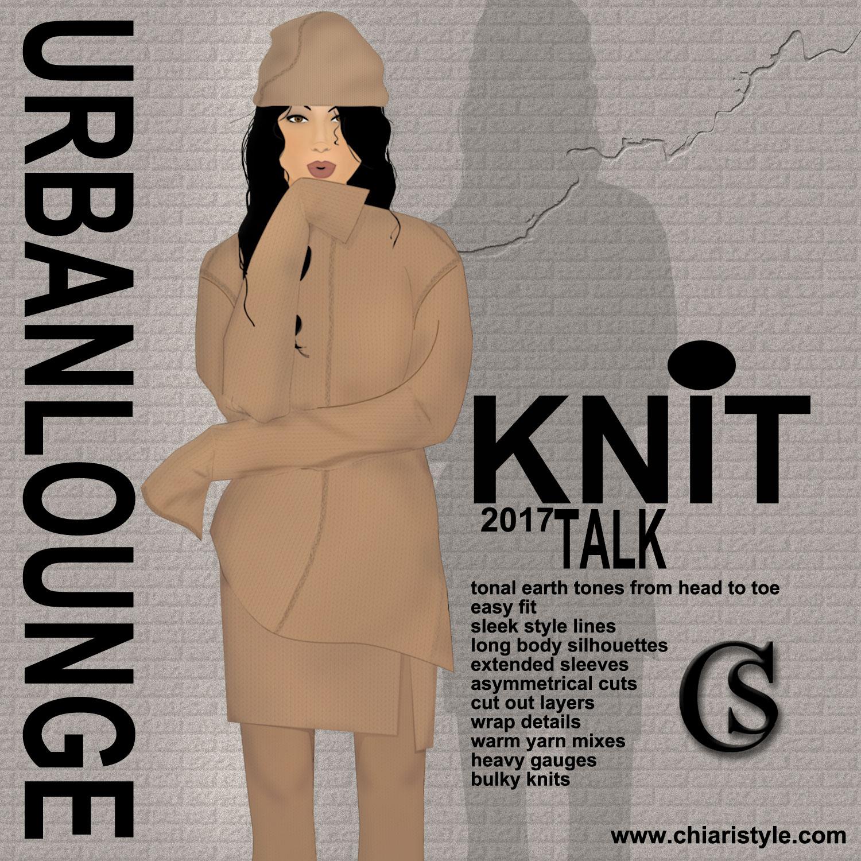 Knit Talk CHIARIstyle