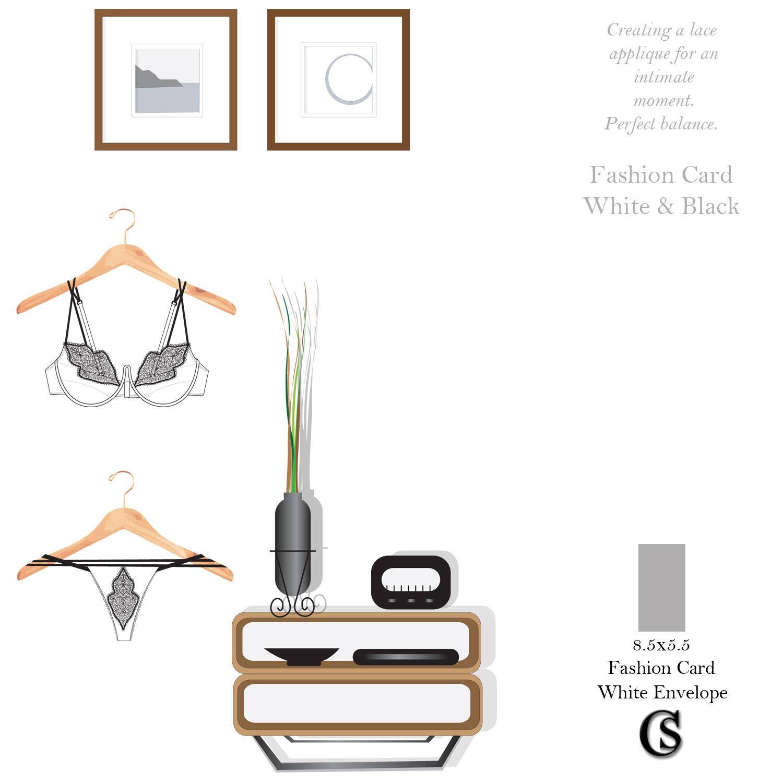Fashion Greeting Cards CHIARIstyle
