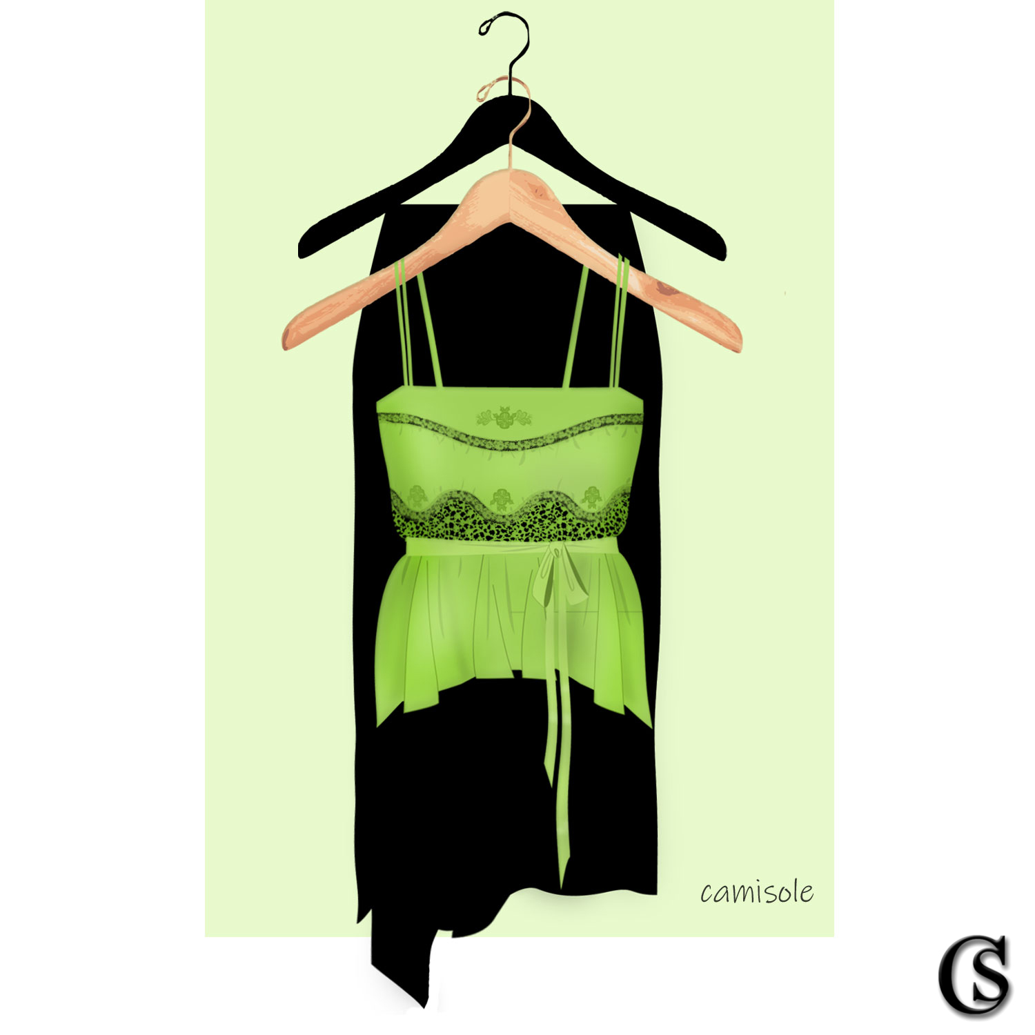 Silks are trending a CHIARIstyle