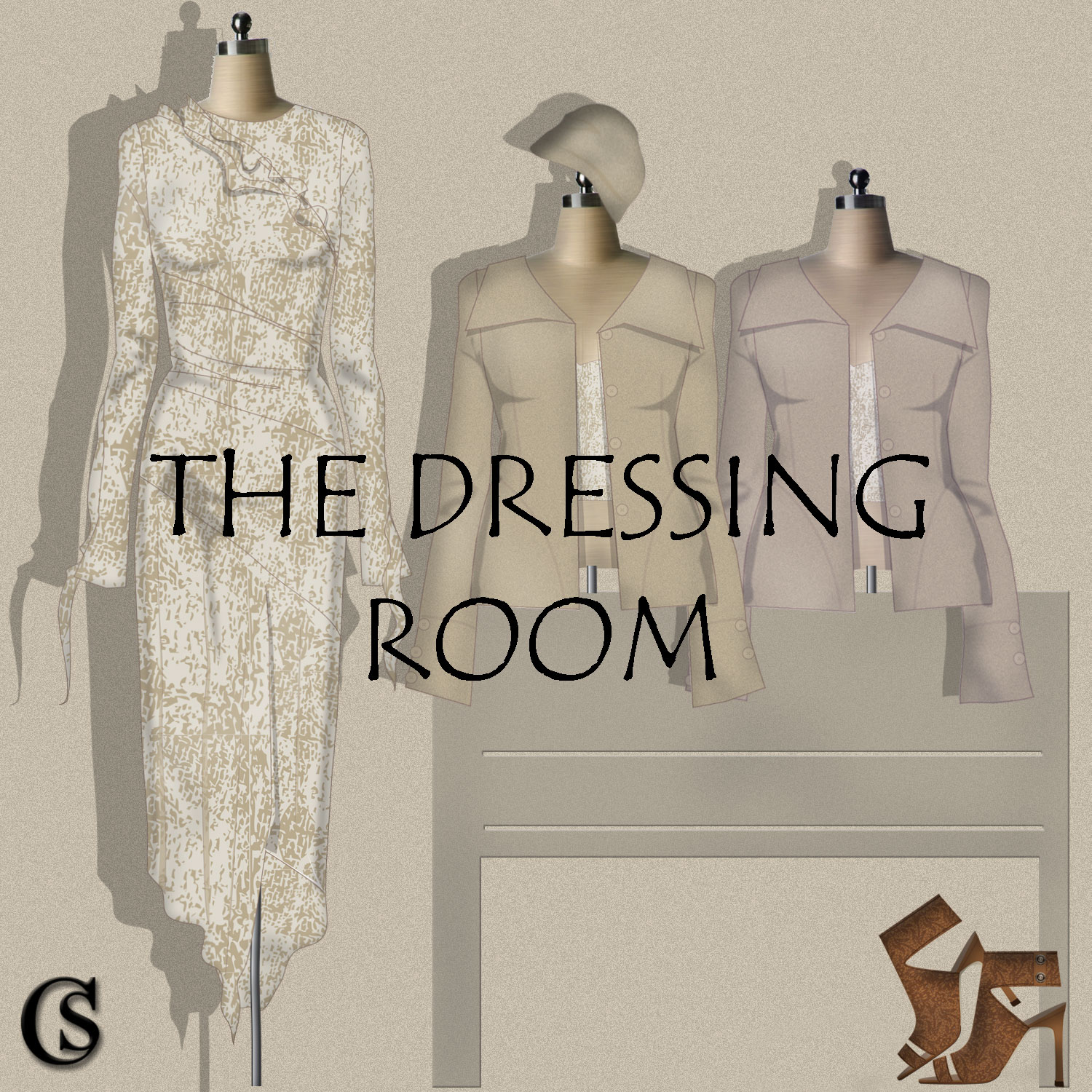 The Dressing Room CHIARIstyle