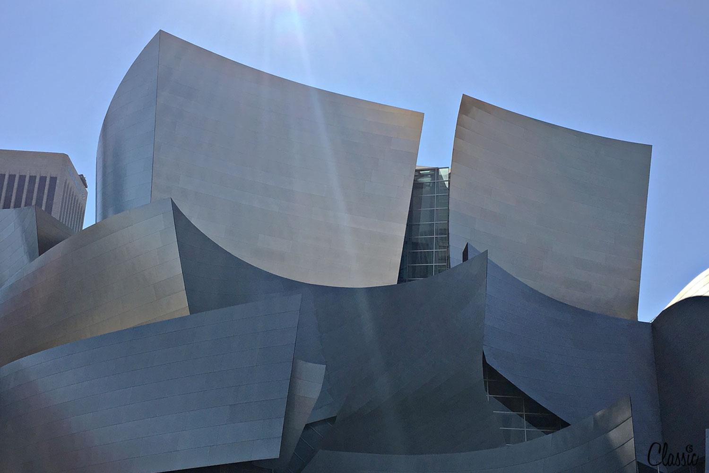 Walt Disney Hall Los Angeles California CHIARIsytle