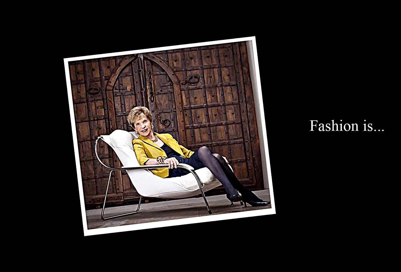 Fashion is..Mary Stephens