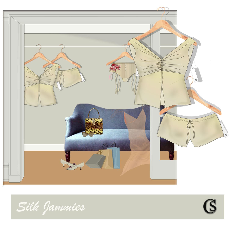 Silk Jammies CHIARIstyle