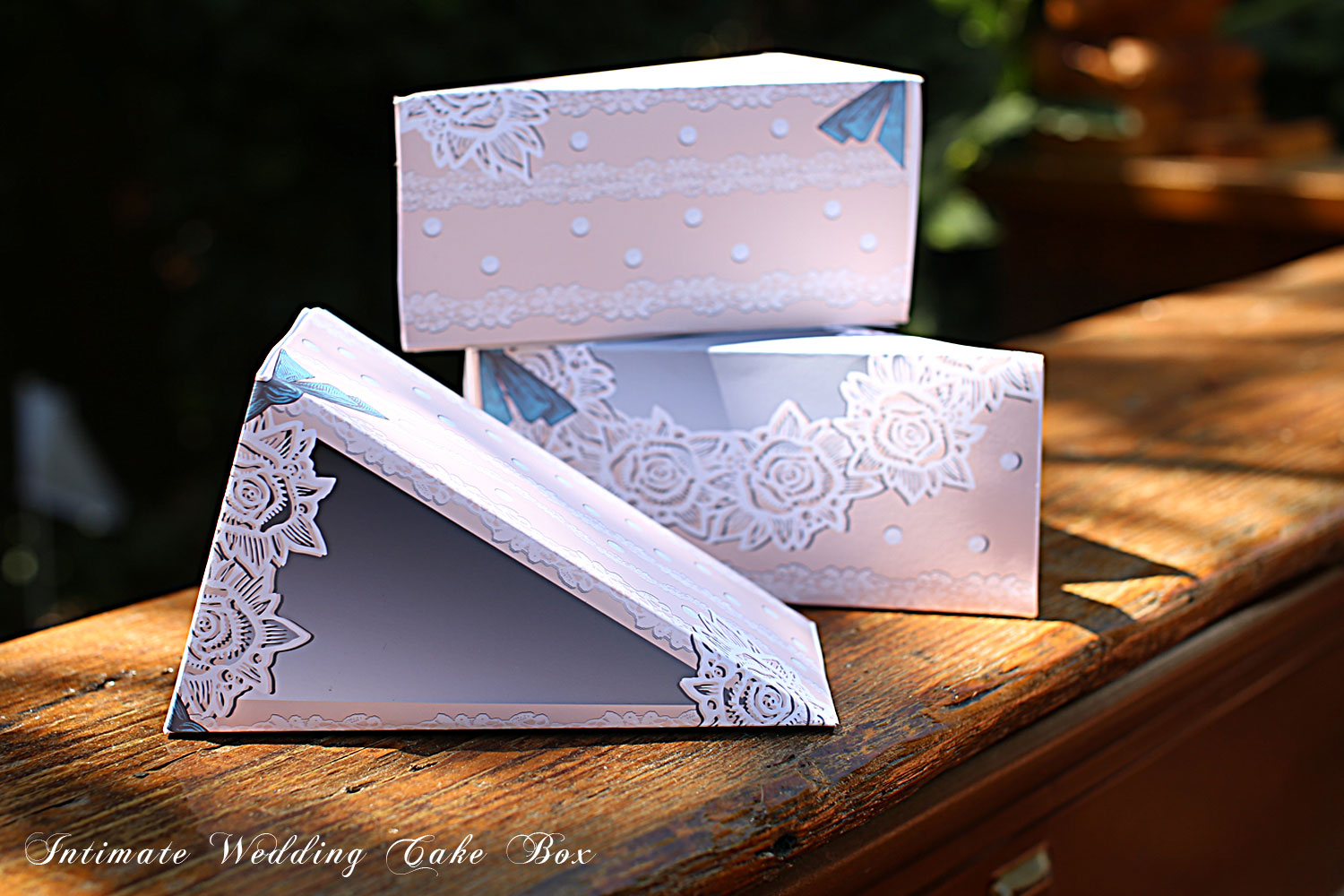 Cake Box for Intimate CHIARIstyle