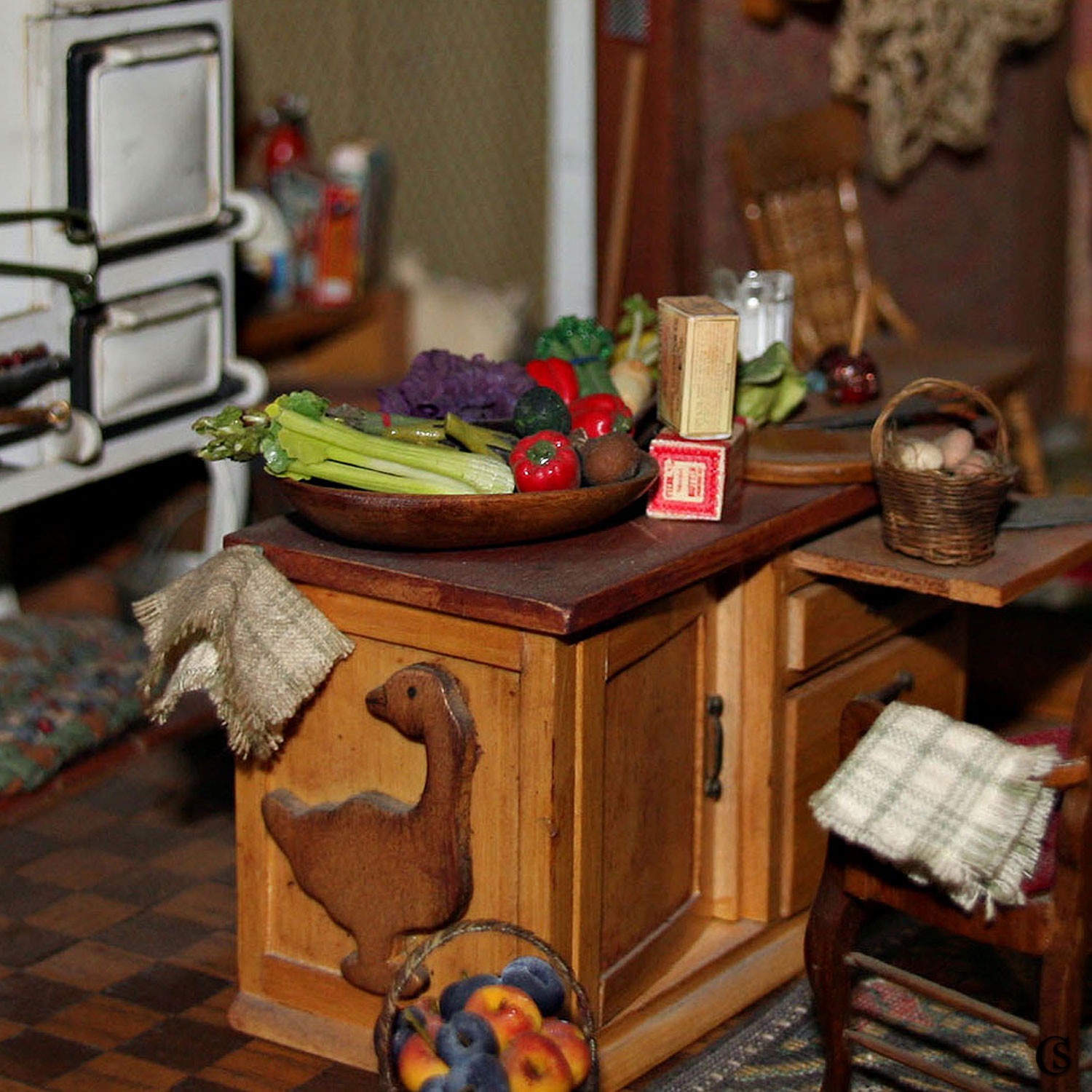 Dollshouse, CHIARIstyle