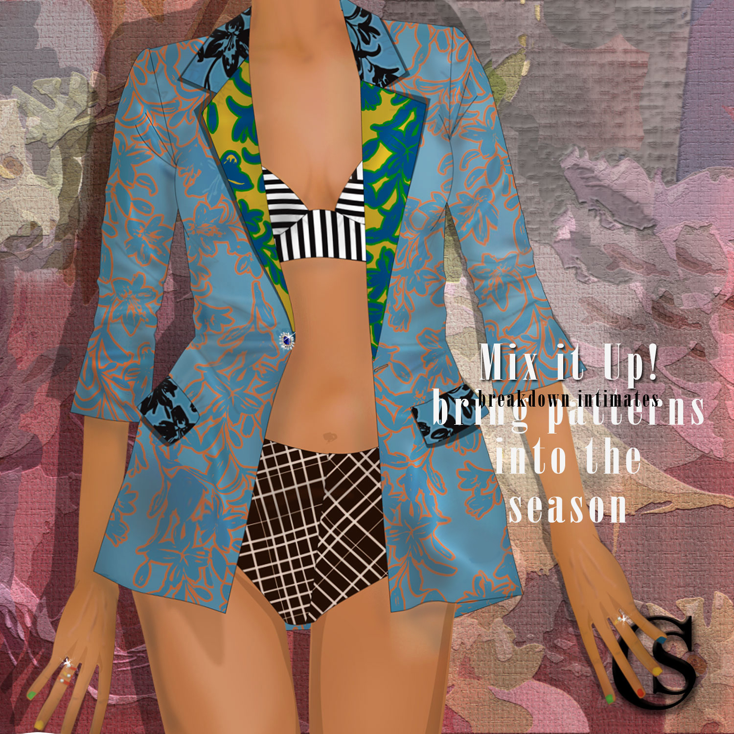 Mix it up CHIARIstyle lingerie design studio