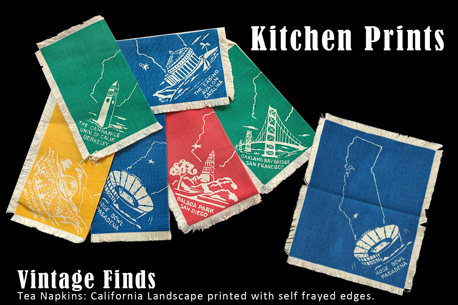 Vintage Kitchen Prints