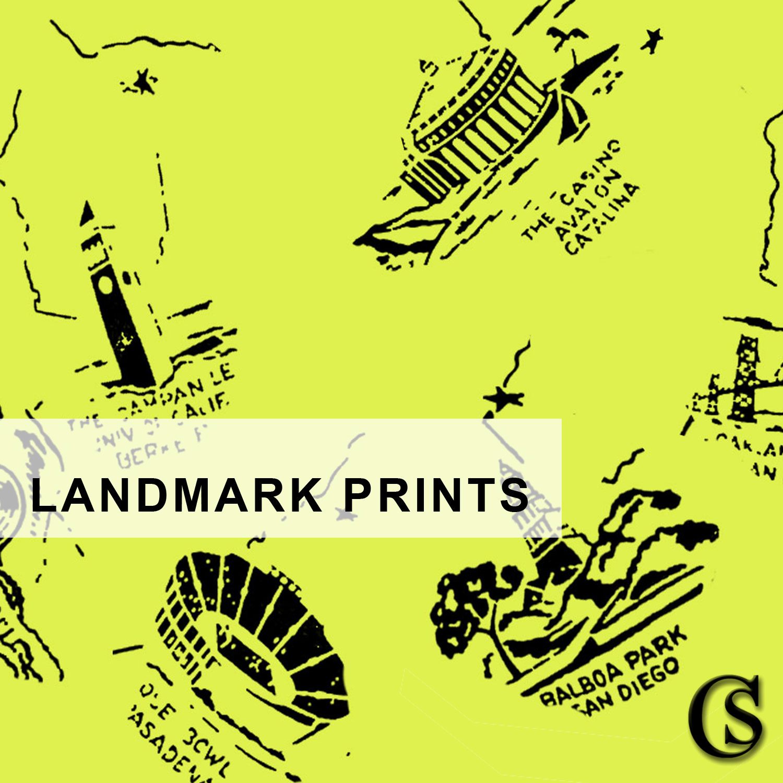 Landmark Prints