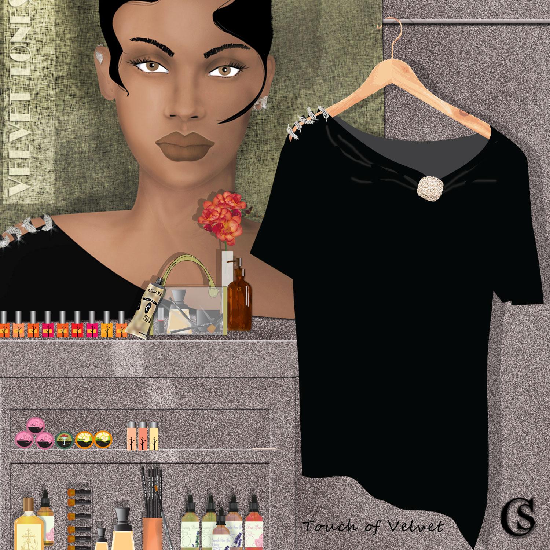 Velvet is perfect for brand 2020/21 lingerie design trends.