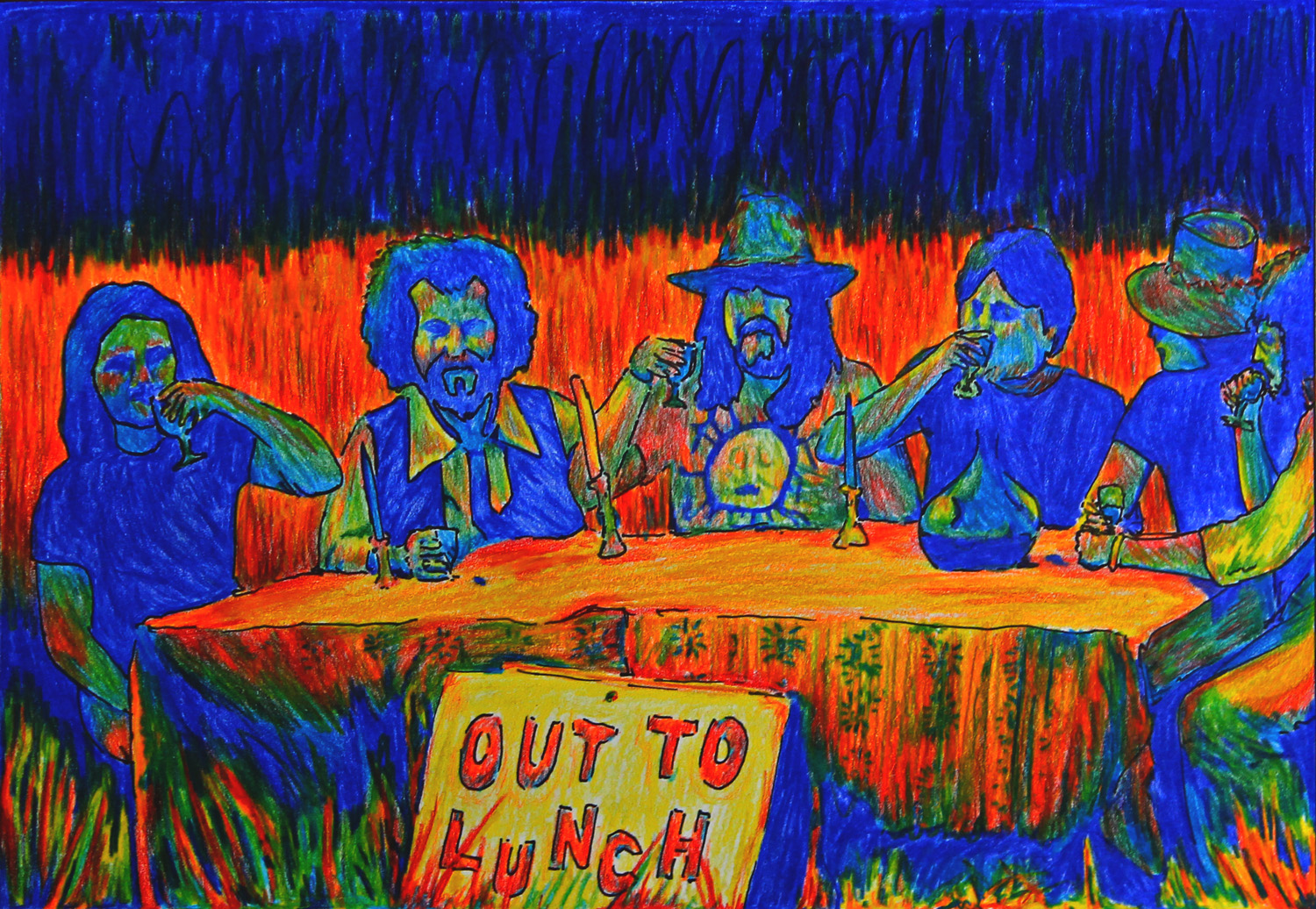 Out To Lunch (SOLD)