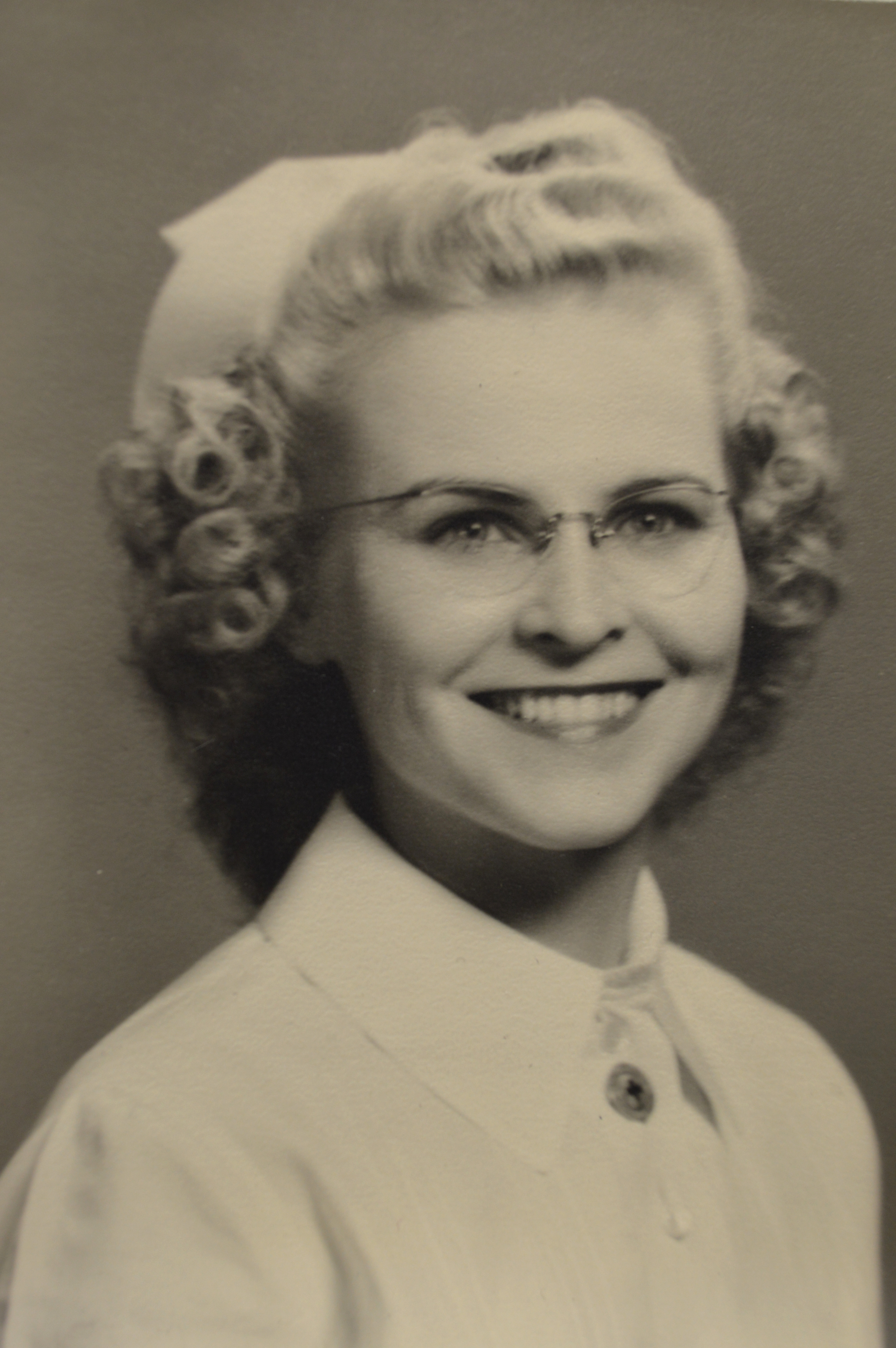 Aunt Lydia, my dad's sister...