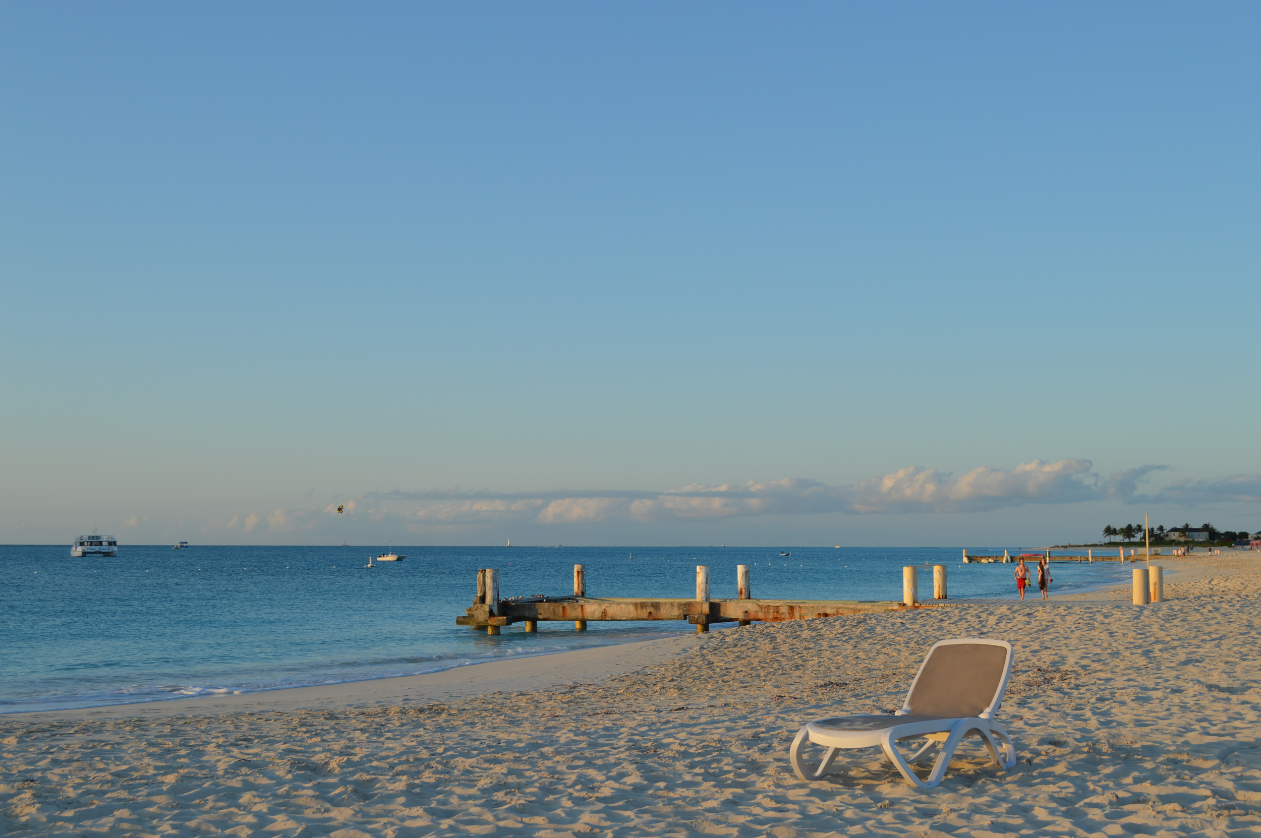 All beach photos taken at Club Med, Turkoise, located at Grace Bay, Providenciales, Turks and Caicos Islands.