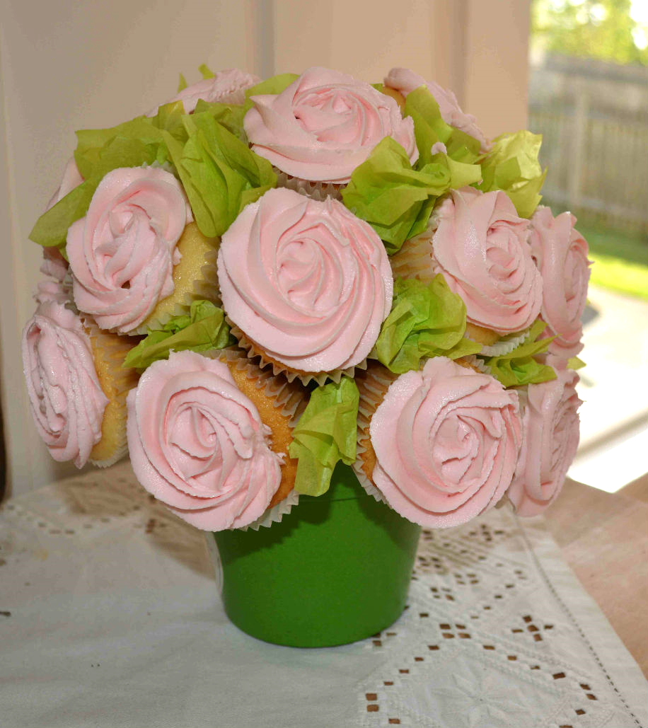 Pink and green are such a pretty combination...don't you think?