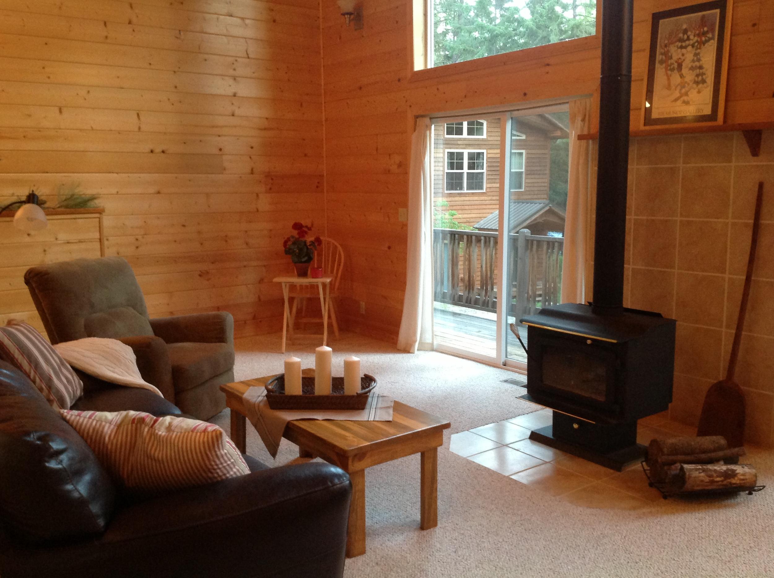 Living Room after...