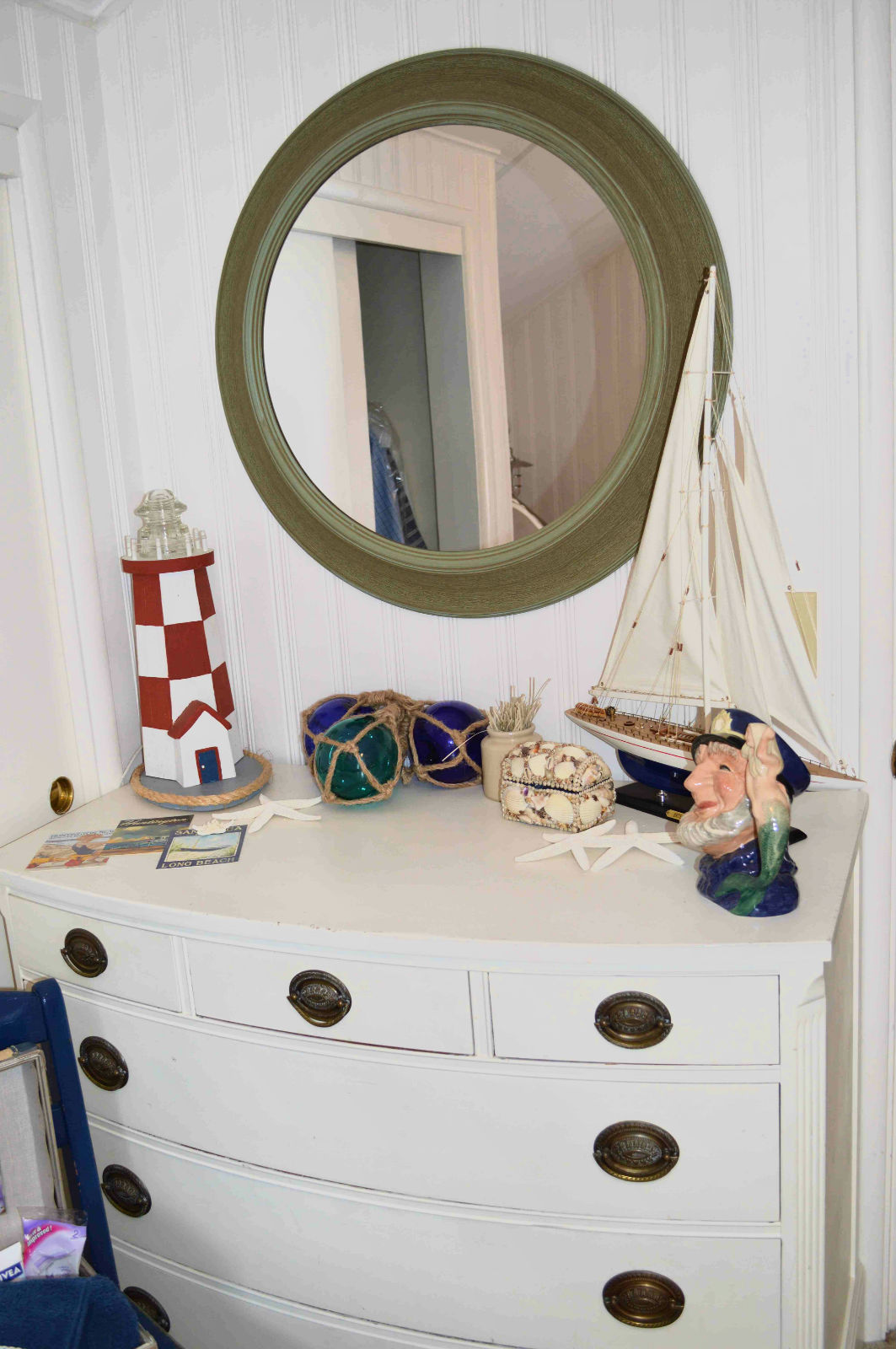 Mirror from Home Goods...