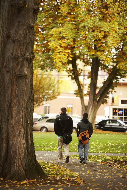 SPU campus photo from Flicker