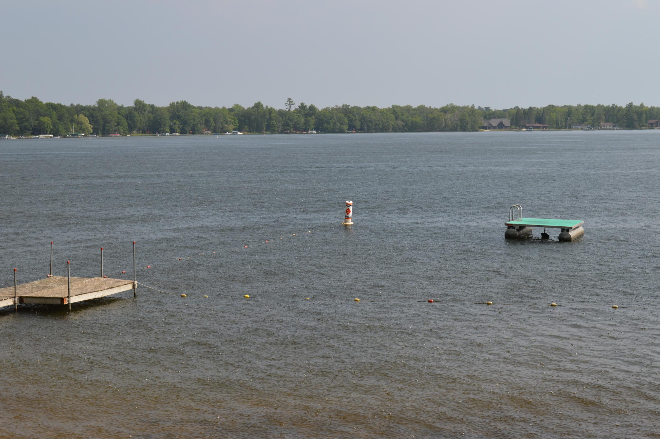 Bay Lake...