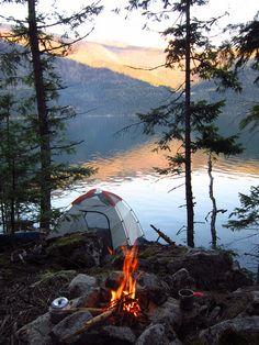 Looks like Lake Alta...