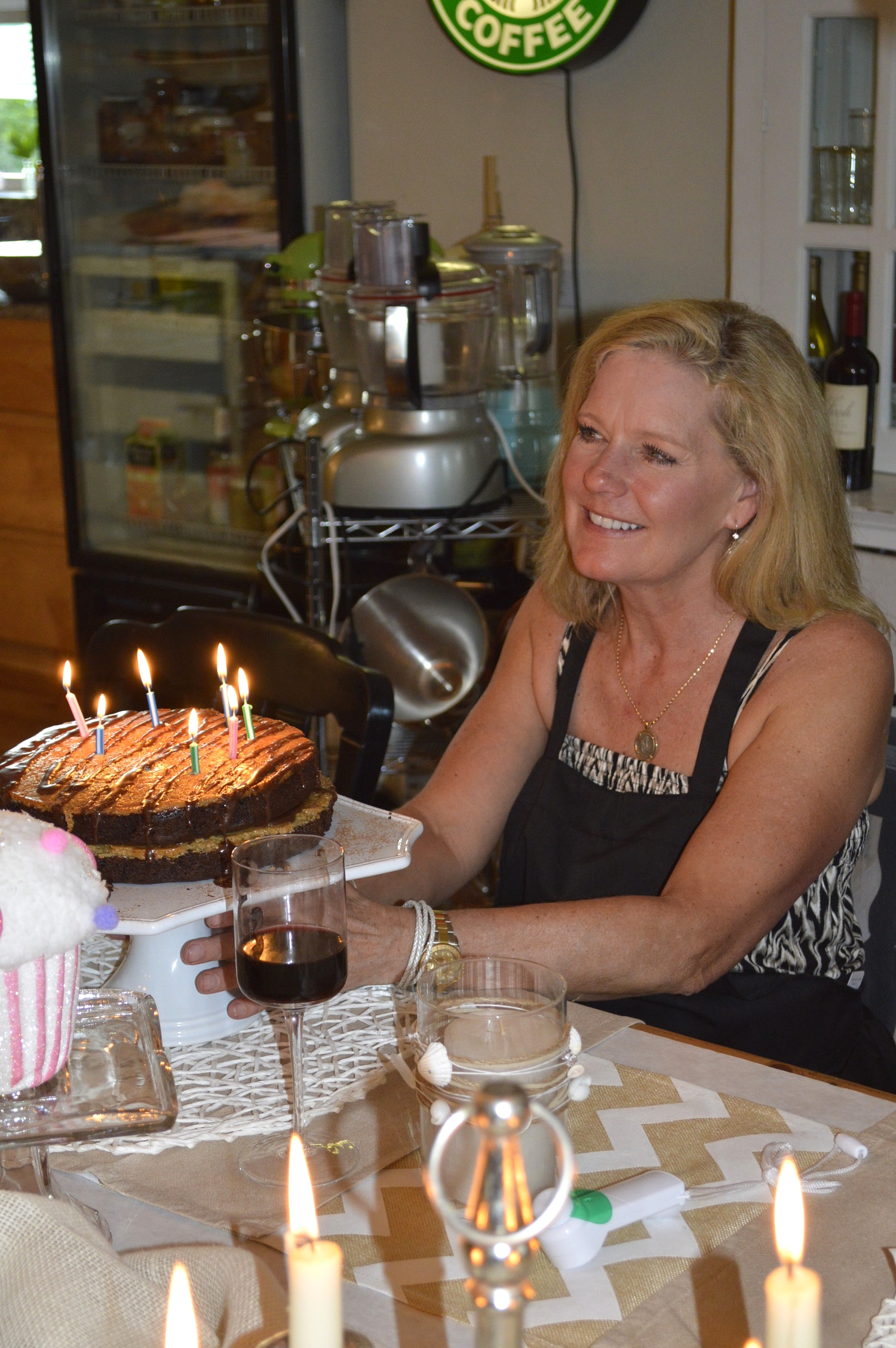 Rhonda, our beautiful birthday girl...
