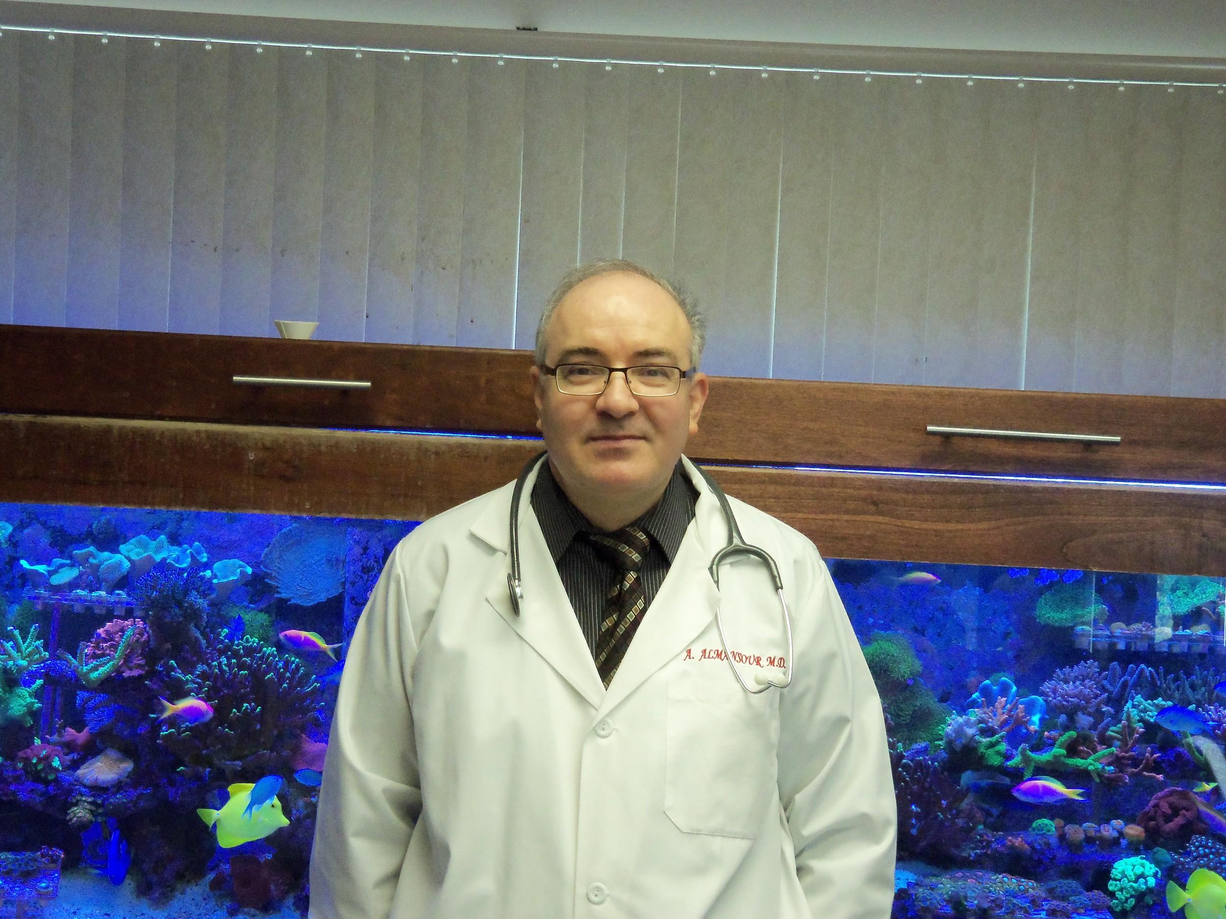Dr. Almansour